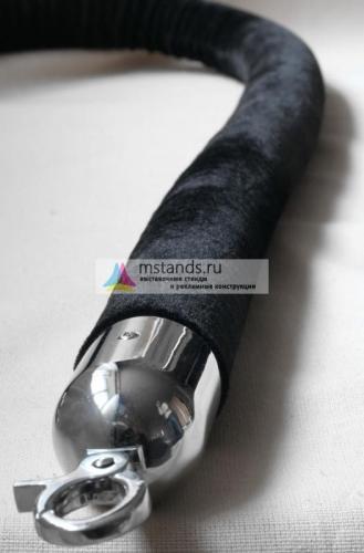 Канат бархатный СПБ D=40 мм
